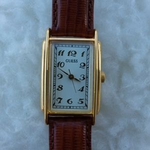 Womans Guess Brown Watch 1995